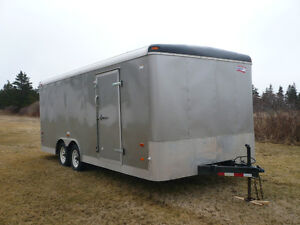 For Sale: 2013  Enclosed Cargo Trailer