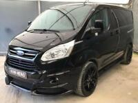 New Ford Transit Custom Rogue Pack