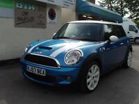 2007 Mini Mini 1.6 ( 175bhp ) ( Chili ) Cooper S ( Stop Start )