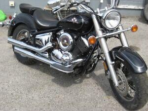 2000 yamaha v-star 1100 classic parts bike