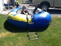 Large Heavy Duty Inflatable Raft