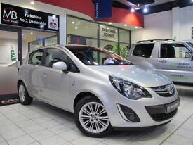 2013 VAUXHALL CORSA 1.4 SE 5dr Auto