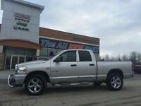 2008 Dodge Ram 1500 SLT  TONNEAU, BOXLINER, RUNNING BOARDS