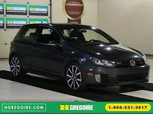 2012 Volkswagen Golf A/C TOIT MAGS