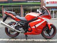 PRE REG Daelim Roadsport 125 available great finance packages available
