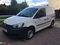 Volkswagen Caddy 1.6TDI ( 102PS ) C20 (2011)