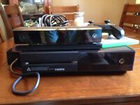 Xbox One Console W/ Kinect + NHL 15