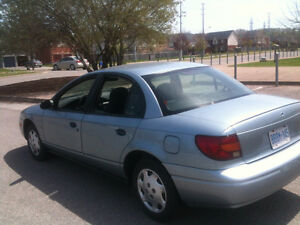 2001 Saturn S-Series certified and e tested Sedan