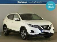 2017 Nissan Qashqai 1.5 dCi N-Connecta [Executive Pack] 5dr - SUV 5 Seats SUV Di