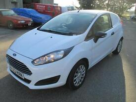 2013 Ford Fiesta MY 1.5TDCi 75PS Stage V 1 owner diesel cd stereo e/w pas a/c