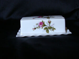 Japan Bone China 1/2 lb Butter Dish Peterborough Peterborough Area image 1