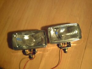 New Clear Halogen Driving Lamps