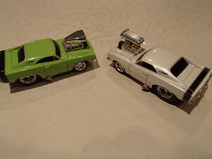 Loose 2 Funline Muscle Machines Blown 1969 '69 Dodge Charger R/T Sarnia Sarnia Area image 9
