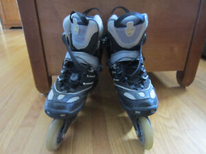 Good quality men's rollerblades