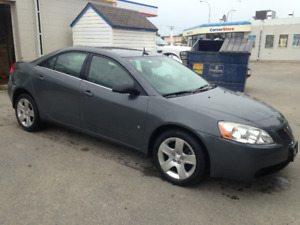 2008 Pontiac G6 Sedan/ ONLY 103000 KM NO ACCIDENTS