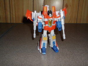 Transformers Starscream from 2006