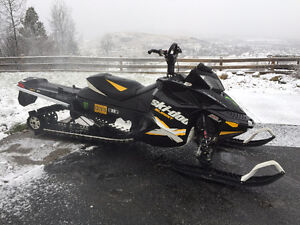 2012 Skidoo Summit X 800 E-TEC 163