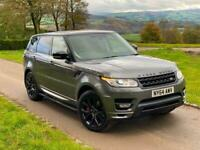 Land Rover Range Rover Sport 4.4SD V8 ( 339ps ) Autobiography Dynamic PANORAMIC