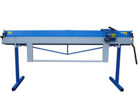 Olmet Z20x2200+hand shear attachment (sheet metal folders 2200/0,8mm)