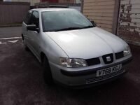 Seat Ibiza S 1.4 1999 or breaking for parts