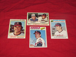 Over 100 near mint O-Pee-Chee baseball from 1970s & 100+ 1980s*
