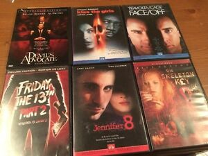 36 Movies all Thriller or horror Strathcona County Edmonton Area image 2