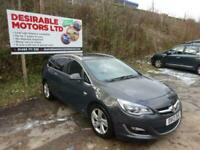 2013 Vauxhall Astra 2.0 CDTi 16V SRi [165] 5dr Auto Estate Diesel Automatic