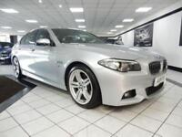 2014 14 BMW 5 SERIES 3.0 530D M SPORT AUTO 255 BHP DIESEL