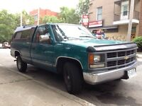 1999 chevrolet pickup/camion