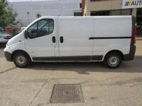 VAUXHALL VIVARO 2.0 2900CDTI 114 BHP LWB LOW ROOF NO VAT
