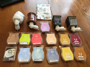 Scentsy plug in warmers and multiple scents