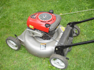 Craftsman 6.75 Hp lawnmower. Still like new. Runs perfectly.