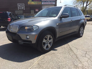2008 BMW X5 4.8 AWD/PANORAMIC/NO ACCIDENT