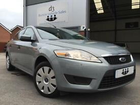 2007/57 Ford Mondeo 1.6 110 Edge 5 Door Metallic Grey EXTREMELY CLEAN CAR!