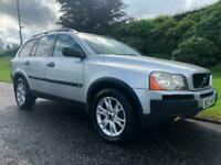 2004 Volvo XC90 2.4TD D5 AWD SE AUTOMATIC 7 SEATER