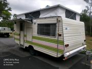 Millard Apollo poptop caravan The Dawn Gympie Area Preview