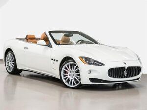 2011 Maserati GranTurismo Convertible END OF SUMMER PRICING
