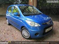 HYUNDAI I10 ES 2009 Petrol Manual in Blue