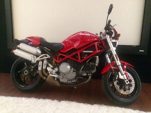 Ducati Monster - Mint Condition