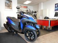 2018 YAMAHA MW 125 Tricity Scooter **Available at 6.4%**
