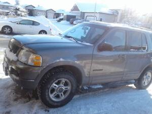2003 Ford Explorer Sedan