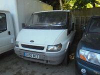 Ford Transit 2.4TDI ( 90PS ) 2004.75MY 330 SWB