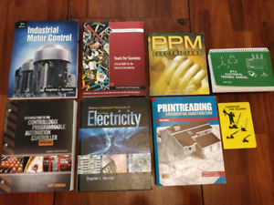 Textbooks Electrical Industrial Electrical Construction 2018NBCC