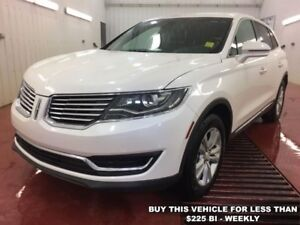 2016 Lincoln MKX Select  - SiriusXM - UCONNECT - $120.54 /Wk