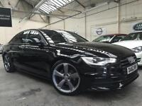 2013 Audi A6 Saloon 2.0 TDI Black Edition Saloon 4dr Diesel Multitronic
