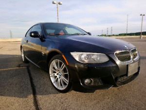 2011 BMW 335xi m package with sport exhaust
