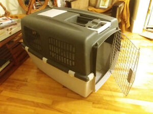 Cage a chien grand / Large dog crate