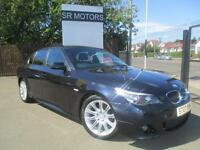 2007 BMW 525 2.5TD auto M Sport(HISTORY,BEST EXAMPLE)