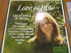 Love is Blue - Great Songs of the '60s [4xVinyl] LP