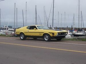 "Original ""ELEANOR"" 73 Mustang MACH 1"